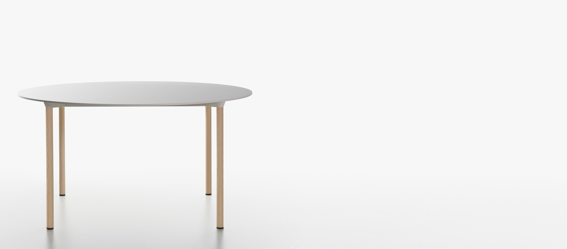 HERO - Plank MONZA table round